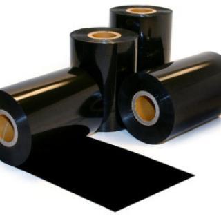Рулоны красящей ленты (риббон) Resin Textil