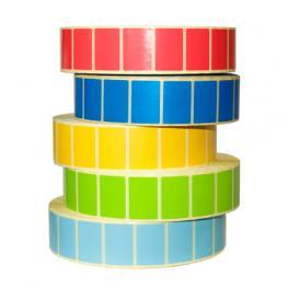 Производство цветных этикеток